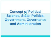 concept-of-political-science-state-politics
