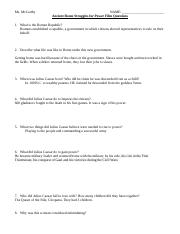 Ancient Rome Film Questions.doc