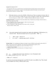 Adm 3350 fixed incomst university of ottawa page 1 4 pages assignment answers to ch 5cx fandeluxe Choice Image