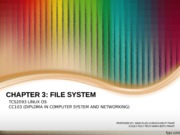 Chapter 3 - File System.ppt