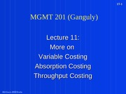 MGMT_201_(Ganguly)_Lecture_11