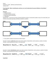 Copy of Lab #5 Biodiesel and Stoichiometry.docx