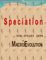 7-SBI3U-Speciation-STUD HO [Mar 2012].ppt
