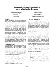 Graph Data Management Systems for New Application Domains.pdf