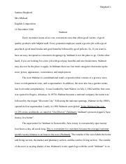 rutgers essay examples