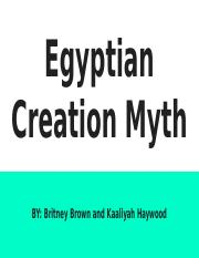 Egyptian Creation Myth.pptx