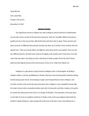 Theatre History Paper Final .edited.docx