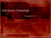 Electronic Drawings