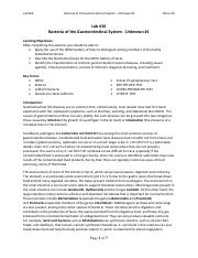 Lab #16 - Bacteria of the Gastrointestinal System (Unknown #1), Micro 20.pdf