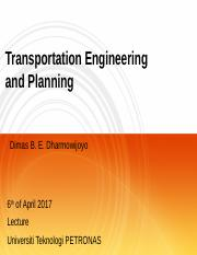 Teaching 2 Transport Planning and Traffic Engineering-UTP-DSDIMAS.pptx