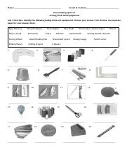 Quiz in Sewing tools and Equipments.docx