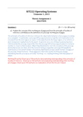 SIT222 Theory Assignment 2 Solution
