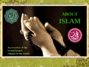 REL 212 Week 10 Assignmentv- Brochure(ISLAM)