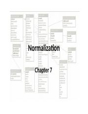 Chapter 8 -Data Normalization.pptx