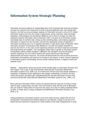 HS 108 (Information System Strategic Planning)