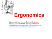 NMIT 7 - MRI2307 MHSSEM - Occupational Ergonomics Chap 7