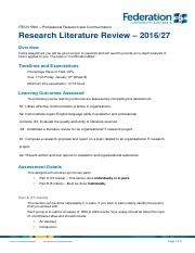 Assignment Lit Review 2016_27