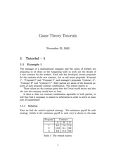game_theory