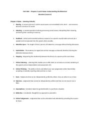 CAS 100C Chapters 4 and 6 Notes (Lesson 2).docx