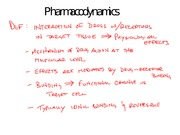 Lecture+3a+Pharmacodynamics+4-7-10