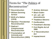 201 Reconstruction #1