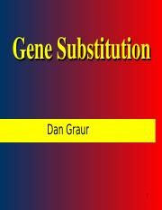 26genesubstitution.ppt
