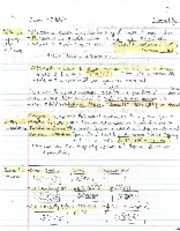 FULL COURSE NOTES