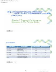 【第11个讲义】Chapter7FinancialPerformanceMeasuresinthePrivateSector.pdf