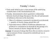 Chapter 24-25 Faraday Law Slides 1Up COMPLETE