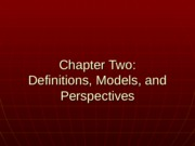 utf8''Chapter Two Trenholm Fall 2010 5th ed..ppt