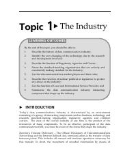 Topic1The Industry.pdf