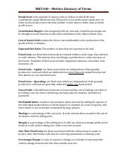 glossary of physics terms pdf