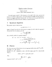 Math Review_107_F12