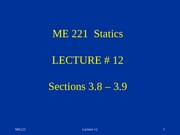 Lecture 12 sect 3.8