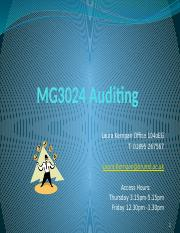 MG3024 Auditing Lecture 2 Regulatory Framework.pptx