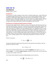 Oscillations_Simple and Damped.pdf