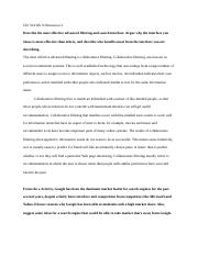 CIS 524 Wk 9 Discussion 2.docx