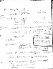 integral worksheet math 2460 integrals filll 12 there are many different methods lul. Black Bedroom Furniture Sets. Home Design Ideas