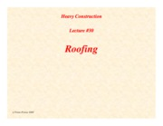 HC-Lecture30-Roofing