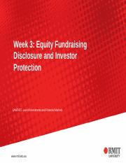 LIFM 2017 lecture Week 3 Equity Fundraising Disclosure and Investor Protection(2).pptx