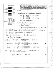 342_Mechanics Homework Mechanics of Materials Solution