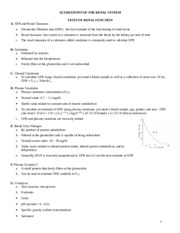 Renal Lecture Notes Fall 2015