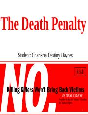 The Death Penalty.pptx