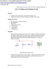 Lab 5 Limiting and Clamping Circuits.pdf