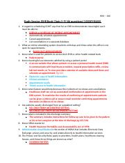STUDY GUIDE HIMT 106 CHP 5-9.docx