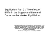 5 Equilibrium Part 2 Student Copy