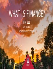 FIN-311-What-Is-Finance