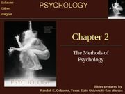 Lect 1b -- Methods in Psych