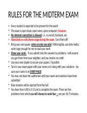 Midterm Rules Spring 2015(1)