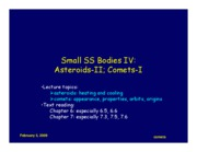 L10aGH09Small_SS_Bodies_IVAsteroids_Come